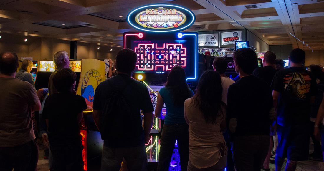 California Extreme keeps the retro arcade scene alive