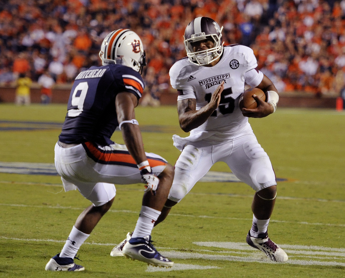 Dak versus Auburn