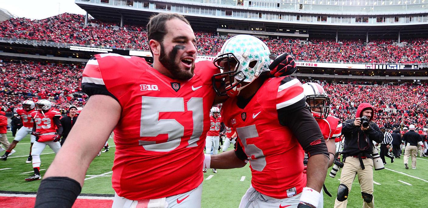 More on the alternate uniforms Ohio State will wear vs Wisconsin ... e503672cc