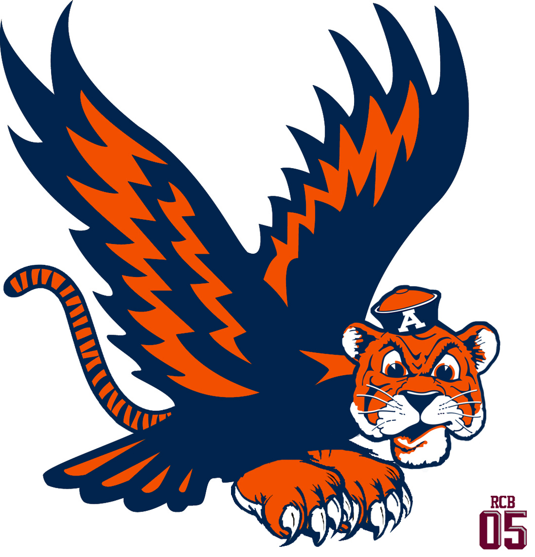 sec mascots betcha can t have just one good bull hunting rh goodbullhunting com Auburn Eagle Flying into Glass Auburn Eagle Name