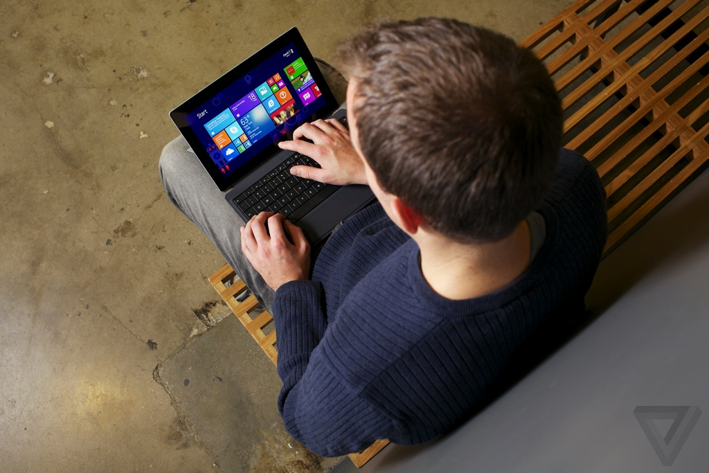 Microsoft Surface 2 review | The Verge