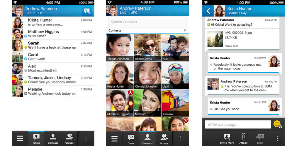 Message unread bbm for iphone and android review the verge bbmscreens1020 reheart Image collections