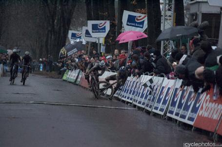 Balint Hamvas - Cyclocross 2012/2013