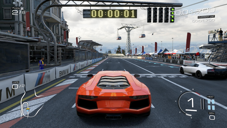 Forza Motorsport 4 Vs 5