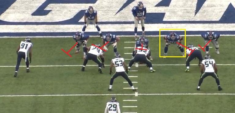 Cheap NFL Jerseys - Friday Film Room: James Brewer vs. Brandon Mosley - Big Blue View