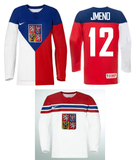 Sochi 2014  A full rundown of each nation s Olympic jerseys ... 40d9753c7f3