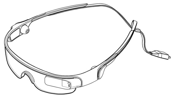 Glasses-samsung-patent