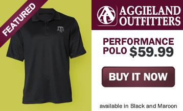 Performance Polo: Maroon & Black