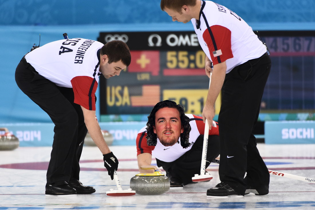Holder Curling