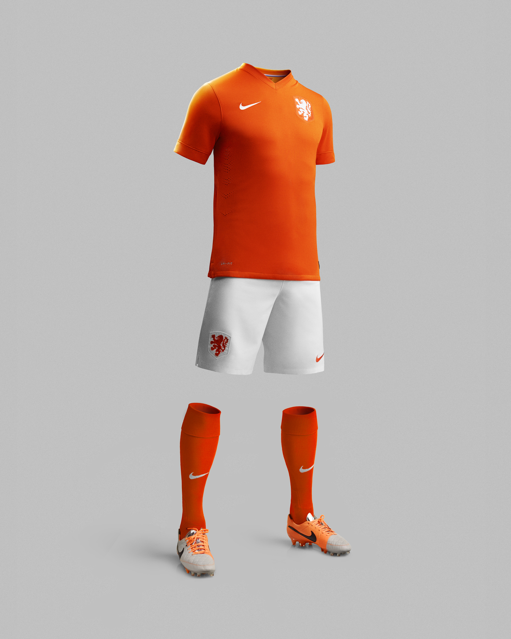 Netherlands let the lion roar for 125th anniversary home kit ... 52489fc50