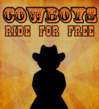 Cowboys Ride For Free