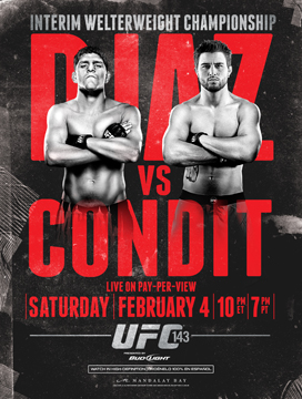 UFC 143 RESULTS, Fight Card and News - SB Nation MMA