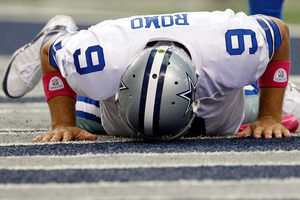 Dissapointed Romo