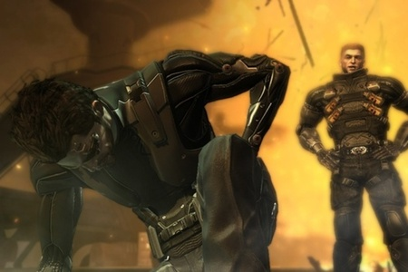 Deus Ex: Human Revolution Screenshot