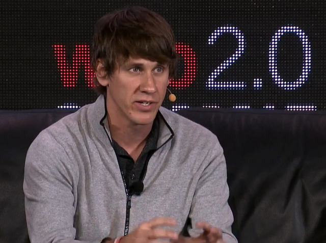 Dennis Crowley Web 2.0 Summit 2011