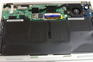 Asus Ultrabook UX21 Teardown
