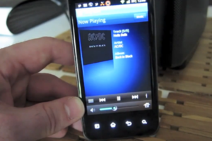 Sonos Controller for Android hands-on