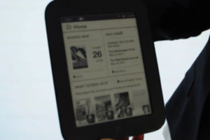 Barnes &amp; Noble new Nook hands-on