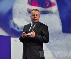 Stephen Elop 560 Nokia World 2011
