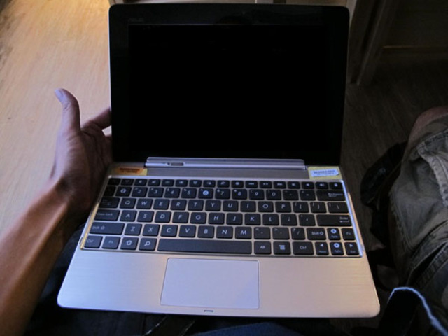 Asus Transformer Prime Leak