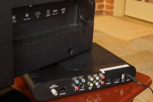 AT&T U-verse wireless set-top box