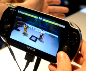 Reality Fighters on PlayStation Vita at E3 2011