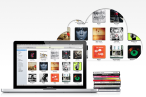 iTunes in the cloud