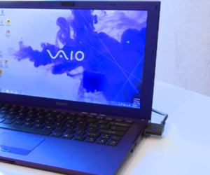 Sony VAIO Z (2011) hands-on