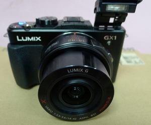 Panasonic GX1 Mobile01