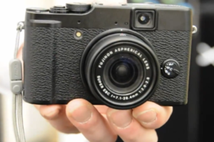 Fujifilm X10 hands-on preview