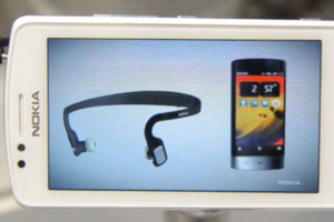 Nokia NFC demo reveals unreleased handset?