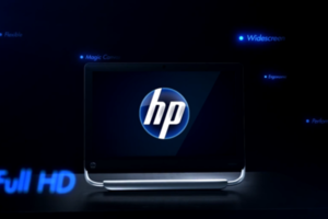 HP TouchSmart 520 promo video