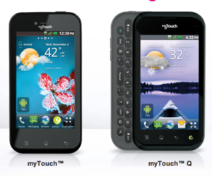 myTouch myTouch Q