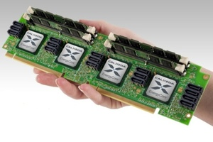 Calxeda EnergyCore ARM cluster