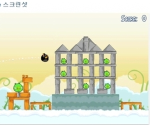 Korea Angry Birds for iOS
