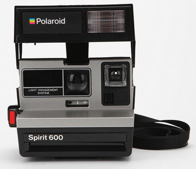 Polaroid Spirit 600