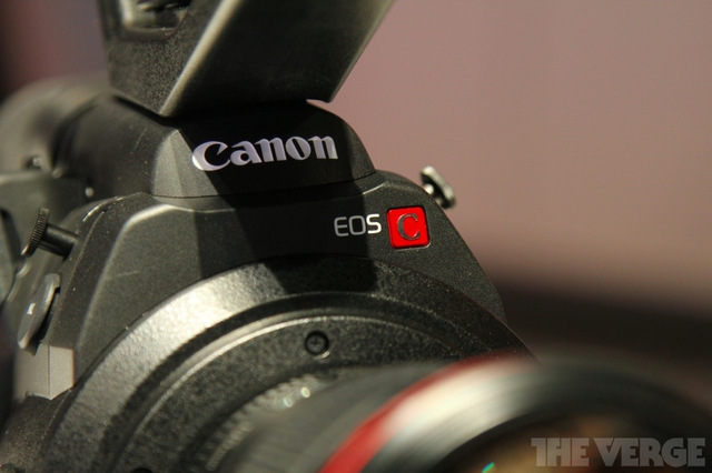 Canon C300 hands-on
