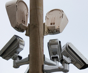 Surveillance cams 