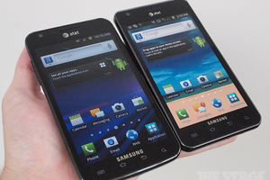 Galaxy S II Skyrocket