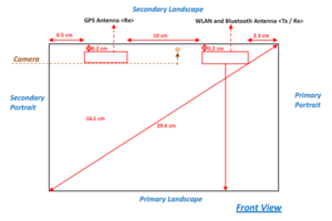 Acer Iconia Tab A200 FCC Diagram