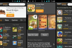 Amazon Appstore update