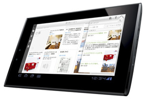 Sharp Galapagos Media Tablet