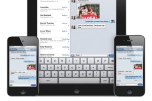 iOS iMessage
