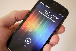 galaxy nexus ics