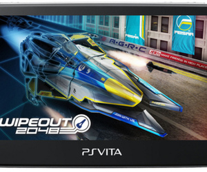 PlayStation Vita - Wipeout 2048