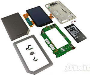 iFixit Nook Tablet teardown
