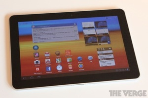 Galaxy Tab 10.1 lead