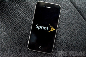 sprint iphone 4