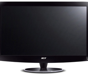 Acer HR247H monitor stock press