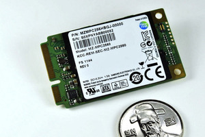 Samsung mSATA SSD Drive